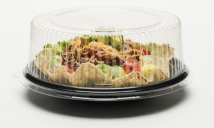 taco salad container